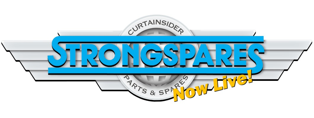 Strongspares.co.uk - Online Curtain Side Parts Store Launched!