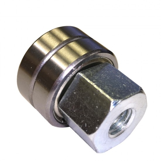 Double Wheel Bearing (Inc Bolt) - Replacement Bearing for Sesam Roofs