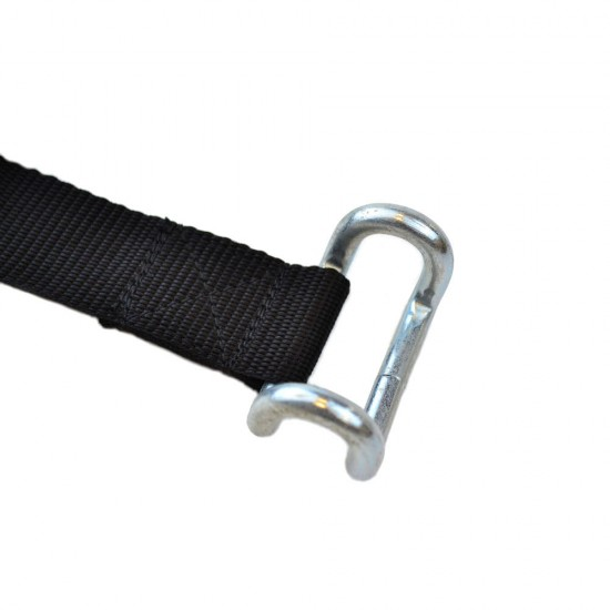 EUROBUCKLE Non-Locking Curtain Side Buckle Assembly
