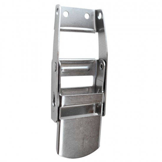 Stainless Steel Over Centre Curtain Side Buckle