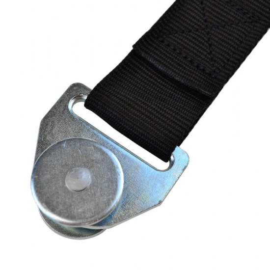 Extension Strap with Roller and Ring - (SC31-75-SC7)