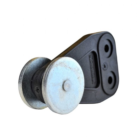 Stronghold Steel Curtain Roller W28mm/D36mm
