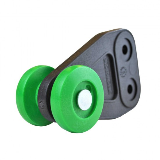 Stronghold Green Curtain Roller W39mm/D36mm